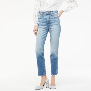 J. Crew Stovepipe Jean High Rise 90's Jeans - 32
